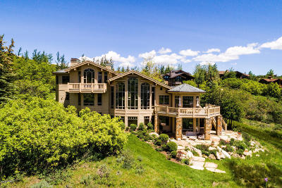 Park City Single Family Home For Sale: 30 Sandstone Cove
