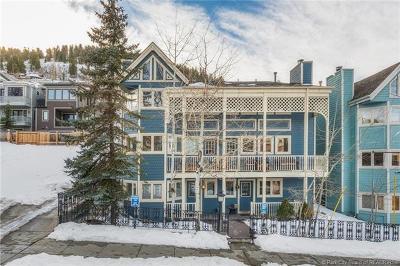 Condo/Townhouse For Sale: 601 Park Avenue #5