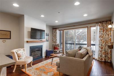 Park City Single Family Home For Sale: 1525 Park Avenue #207