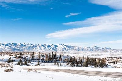 Park City Residential Lots & Land For Sale: 7226 N Bugle Trail