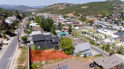Park City Residential Lots & Land For Sale: 328 Woodside Avenue