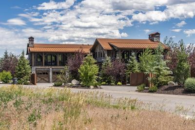 Park City Single Family Home For Sale: 1592 W Shadow Mountain Lane