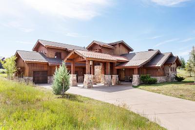 Single Family Home For Sale: 2426 Saddlehorn Drive