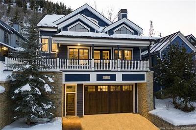 Single Family Home For Sale: 621 Woodside Avenue