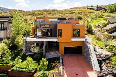 Single Family Home For Sale: 3099 Mountain Ridge Court