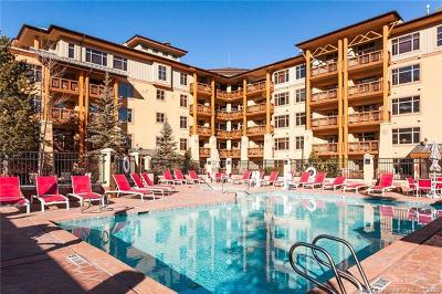 Park City Condo/Townhouse For Sale: 3720 N Sundial Court #C311