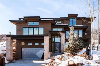 Single Family Home For Sale: 3121 Mountain Ridge Court