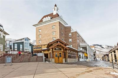 Park City Condo/Townhouse For Sale: 1355 Lowell Ave., #5052
