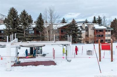 Park City Condo/Townhouse For Sale: 401 Silver King Drive #55