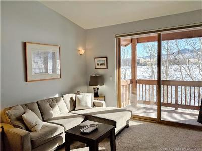 Park City Condo/Townhouse For Sale: 1600 W Pinebrook Blvd #H-10