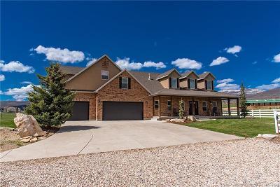 Single Family Home For Sale: 5705 N Starr Lane