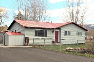 Heber City UT Single Family Home For Sale: $349,000