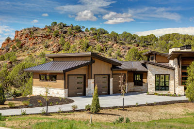 Tuhaye, Red Ledges Single Family Home For Sale: 565 N Red Mountain Crt (Lot 212)