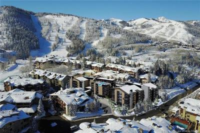 Park City UT Condo/Townhouse For Sale: $3,450,000