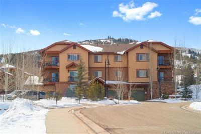 Park City Condo/Townhouse For Sale: 5569 Oslo #3204