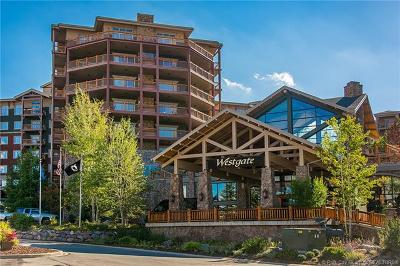 Park City UT Condo/Townhouse For Sale: $715,000