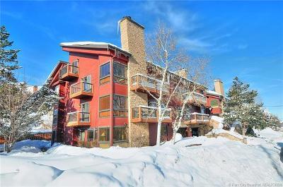 Park City Condo/Townhouse For Sale: 1375 Woodside Avenue #301