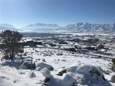 Tuhaye, Red Ledges Residential Lots & Land For Sale: 1458 N Explorer Peak Drive (Lot 454)