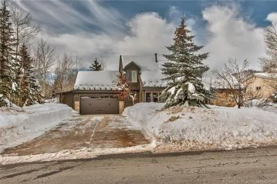 Park City Single Family Home For Sale: 8725 N Silver Spur Road