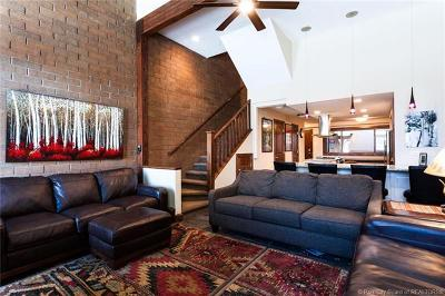 Park City UT Condo/Townhouse For Sale: $695,000