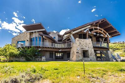 Park City Single Family Home For Sale: 25 Marilyn Court