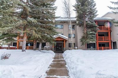 Park City Condo/Townhouse For Sale: 405 Silver King Drive #102