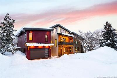 Park City Single Family Home For Sale: 1572 W Village Round Drive
