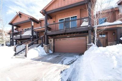 Heber City Condo/Townhouse For Sale: 14208 N Council Fire Trail #11b
