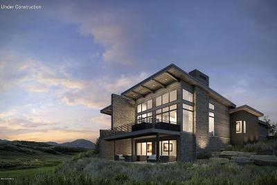 Park City Single Family Home For Sale: 6671 Golden Bear Loop