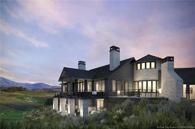 Single Family Home For Sale: 6763 Golden Bear Loop