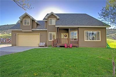 Wanship, Hoytsville, Coalville, Echo, Henefer Single Family Home For Sale: 2410 S State Road 32