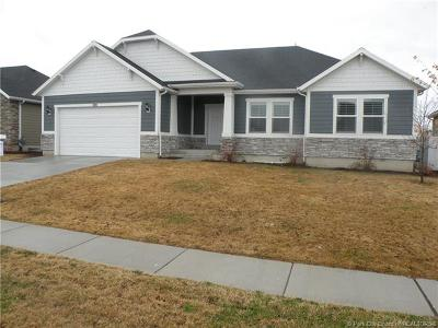 Heber City Single Family Home For Sale: 590 Old Mill Drive