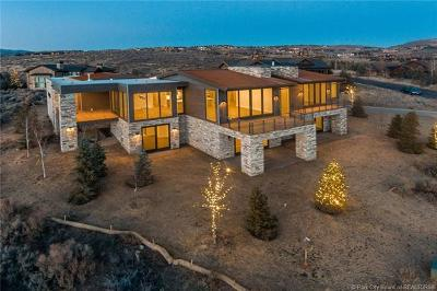 Park City Single Family Home For Sale: 2495 Westview Trail