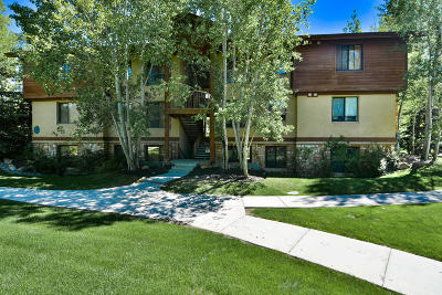 Park City Single Family Home For Sale: 1600 Pinebrook Boulevard #G1