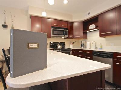 Park City Single Family Home For Sale: 1487 Woodside Avenue #104B