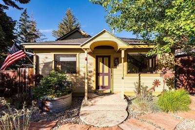 Single Family Home For Sale: 1328 Park Avenue