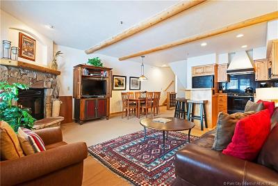 Park City Condo/Townhouse For Sale: 690 Deer Valley #11