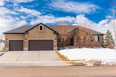 Heber City Single Family Home For Sale: 2830 S. 1040 E.