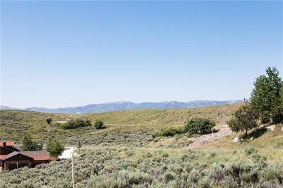 Park City Residential Lots & Land For Sale: 9741 N Hidden Hill Loop