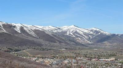 Park City Residential Lots & Land For Sale: 95 Hidden Oaks Lane