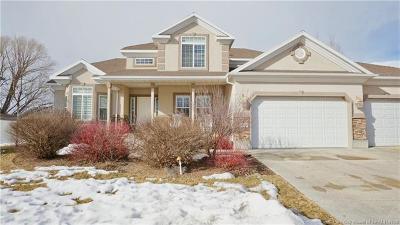 Heber City Single Family Home For Sale: 899 E 200 South