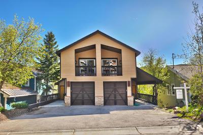 Condo/Townhouse For Sale: 1048 Empire Avenue #A &