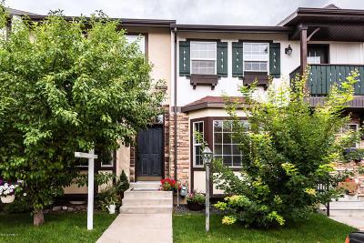 Condo/Townhouse For Sale: 857 E Hamlet Circle S South