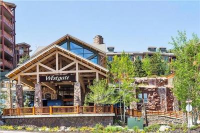 Park City Single Family Home For Sale: 3000 Canyons Resort Drive #4610