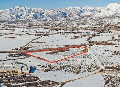 Heber City Residential Lots & Land For Sale: College Downs Parcel