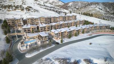 Park City Condo/Townhouse For Sale: 2752 High Mountain Road #306
