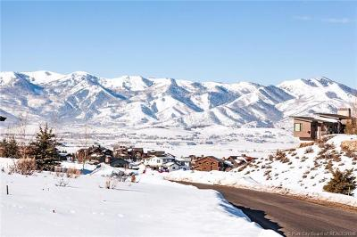 Park City UT Residential Lots & Land For Sale: $214,500