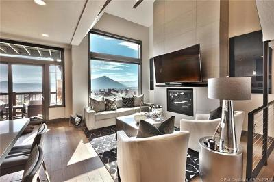 Park City UT Condo/Townhouse For Sale: $1,200,000