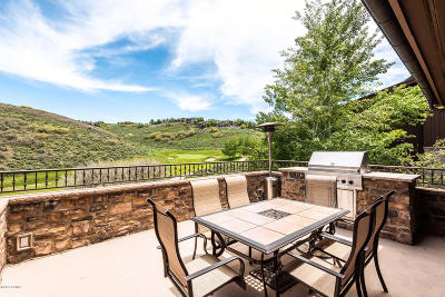Park City Single Family Home For Sale: 8787 N Ranch Club Court
