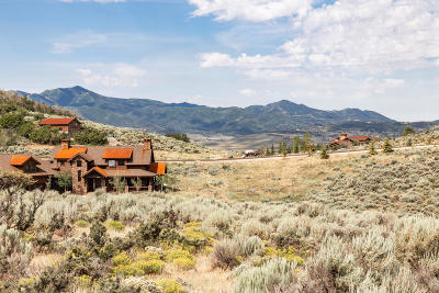 Park City Residential Lots & Land For Sale: 7703 N Fire Ring Glade